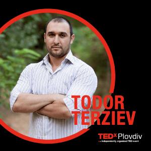 тодор терзиев лектор на TEDxPlovdiv подбор на персонал