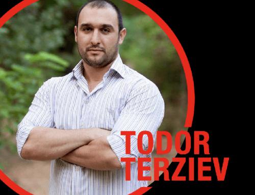 Тодор Терзиев – лектор на TEDxPlovdiv 2018