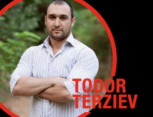 ВИДЕО: Тодор Терзиев на TEDxPlovdiv 2018